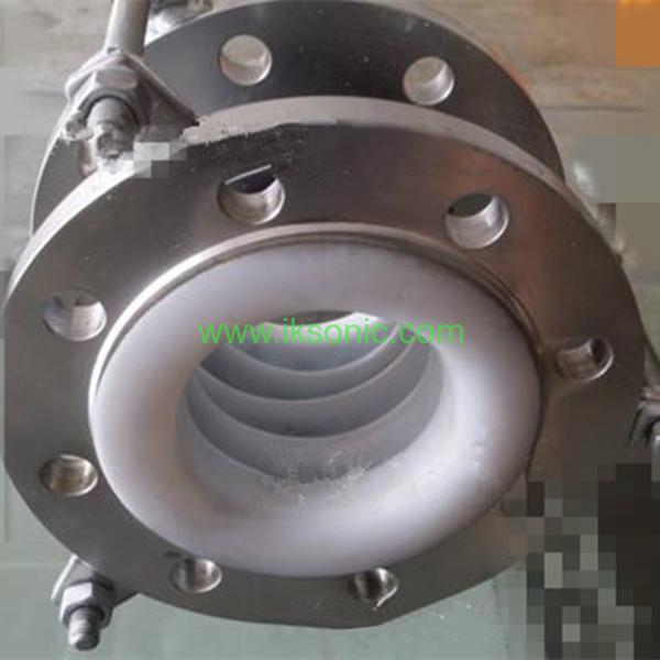 Compensator manufacturers stainless steel liner PTFE expansion teflon joint compensation
