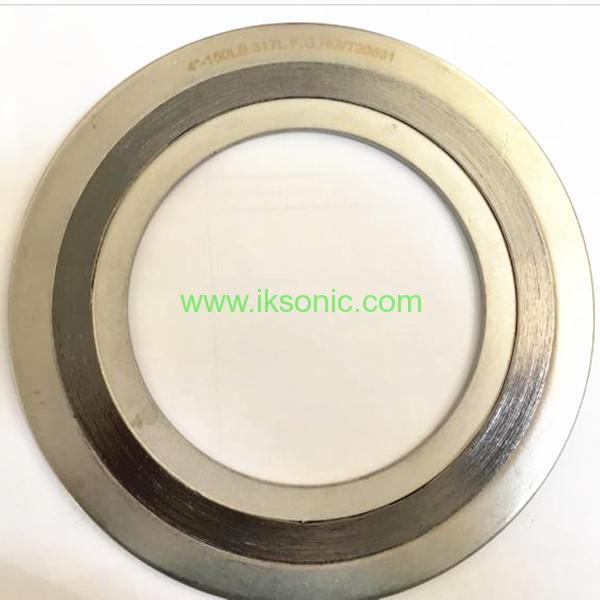metallic gaskets Metal spiral wound gasket, metal gasket washer