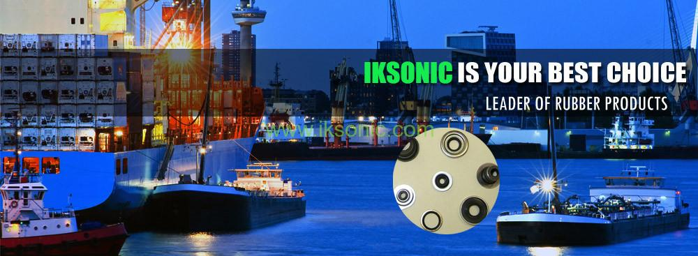 banner01 IKSONIC leader manufacturer of rubber products