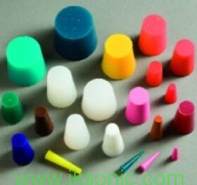 custom molded rubber plug and stopper from china factory