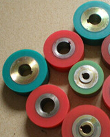 roller and wheel coating