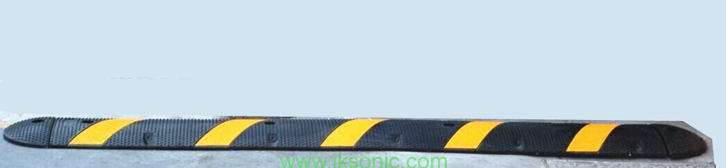 Rubber Speed Bump length of 183cm