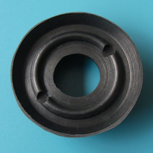 custom rubber cap from iksonic