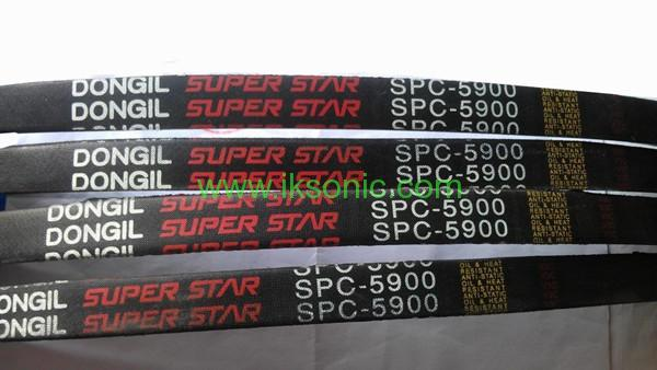 drb belt company dongil super star v belt company china factory