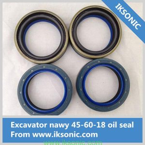 Excavator nawy 45-60-18 oil seal