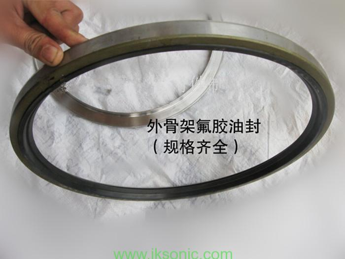Big Size Oil Seal Skeleton Outside with NBR, viton