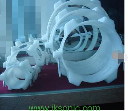 oil pipe line fitting pipeline insulators factory Iksonic china manufacturer