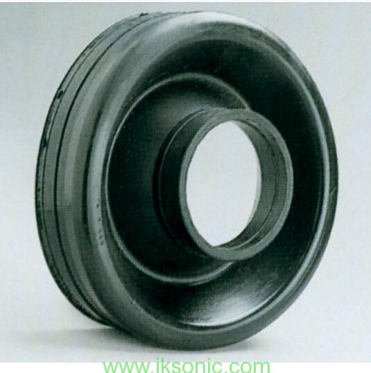 pipe end caps oil pipe line fitting pipeline insulators factory Iksonic china manufacturer