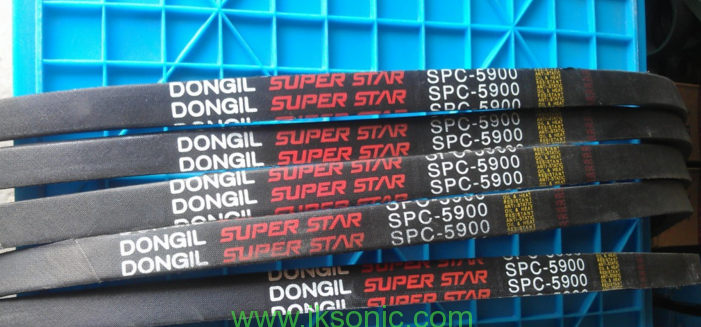 Dongil super star SPC5900 Belts from CHINA Qingdao dongil factory iksonic.com
