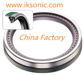 Oil seal 46305 CR skf wheel hub seal from Iksonic china factory -Scotseal