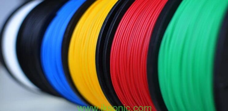 china manufacturer of colorful 3d printer filaments ABS plastic American USA quality