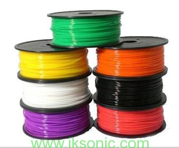 china manufacturer of colorful 3d printer filaments ABS plastic American quality