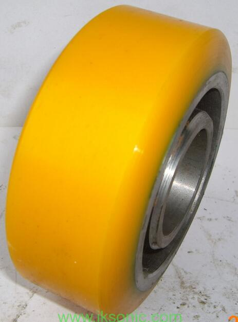 china manufacturer of polyurethane wheel tire for machine