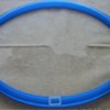 Customized Reinforced Inflatable Seals seal ring with fabric reinforced, wear-resistant