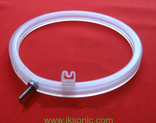 Custom Designed Silicone Rubber Inflatable Seal Ring