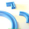 Customized expansion inflatable, rubber seals, inflatable colored silicone, wear-resistant inflatable rubber seals ring