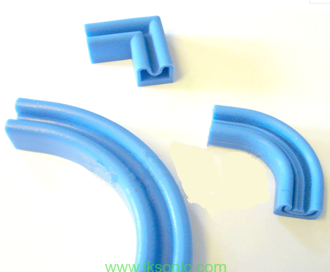 Customized expansion inflatable, rubber seals, inflatable colored silicone, wear-resistant expansion seal