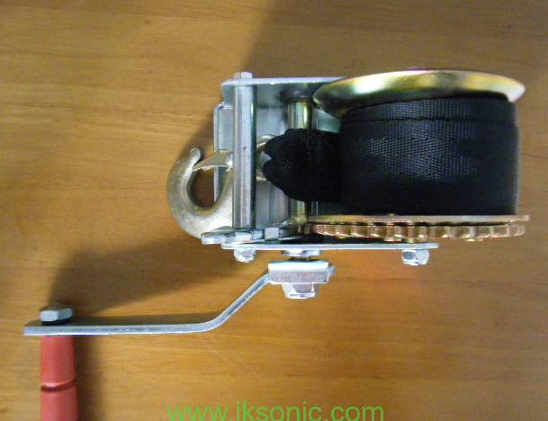 Winch for boat trailer spare parts replacement from www.iksonic.com