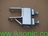 welded metal galvanized hot-dipped for boat trailer spare parts replacement from www.iksonic.com boat trailer parts
