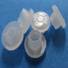 Medical food grade silicone vial stop