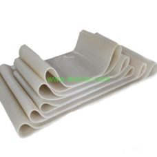 Rubber Silicone Conveyor Belt Manufacturer for plastic bag machinery