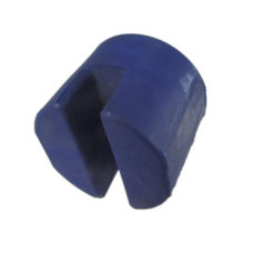 Universal PU Polyurethane Jack Pads Slot Groove rubber car pad with slot