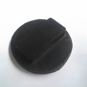 Universal Rubber Jack Pads Fabric Inserted for lifting car fabric reinforced