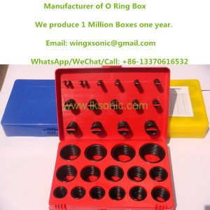 5A 5B 5C 8B 8C Rubber O Ring set Automotive Truck Construction Machine Seal Repair box