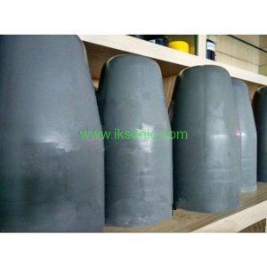 Black Grey Big diameter bolt cover PVC plastic bolt cover factory direct PE PVC protective cap nuts cap nuts pp nut cover