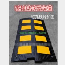 China traffic safety Rubber Street Bump Traffic Calming Measures