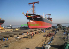 Inflatable Boat launching water rubber airbag bladder Manufacturer