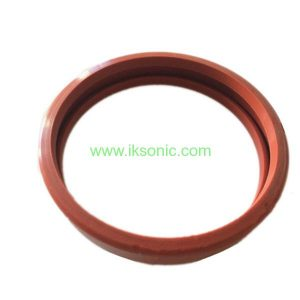 Large diameter Victaulic rubber gasket seal pipe connection heat resistant gasket seal