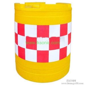 PE road safety barrier supplier