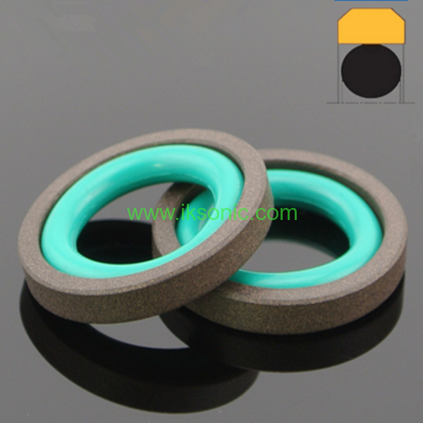 Teflon Ptfe Glyd Ring Piston Seal Floating Seal Plastic