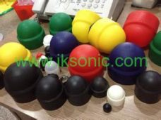 Protective plastic cover bolts, nuts rust-proof cover uv resistant heat termaperature