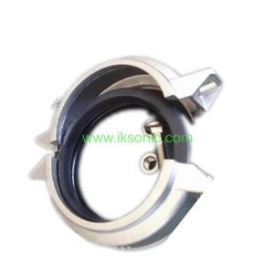 Rubber Gasket Seal Ring OEM Standard Victaulic Coupling Pipeline Joint