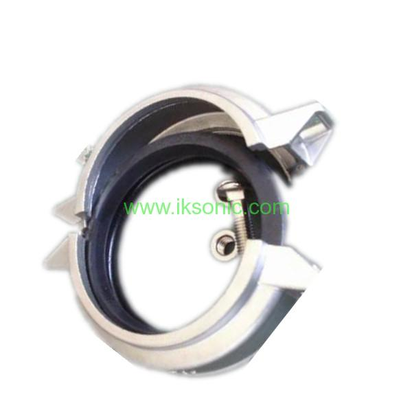 Large Diameter Victaulic Rubber Gasket Seal Pipe