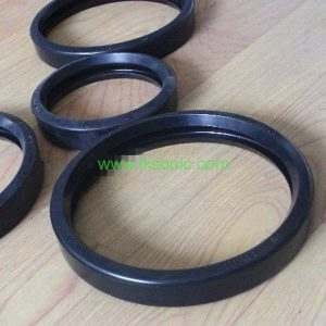 Rubber Gasket Seal Ring Standard Victaulic Coupling Pipeline Joint rubber seal