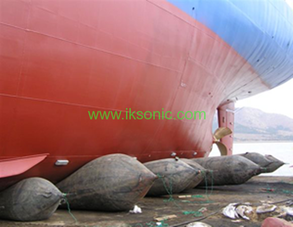Inflatable Boat Ship Launching Water Airbag Bladder