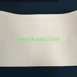 Silicone Conveyor Belt White Transparent Clear Silicone Food Grade