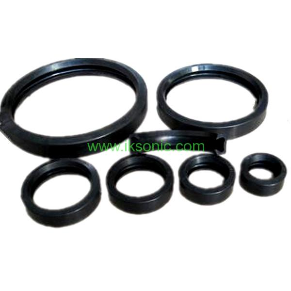 Large diameter Victaulic rubber gasket seal pipe connectionIKSonic ...
