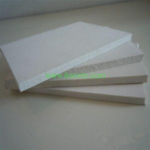 White silicone sponge rubber sheet for printing machine