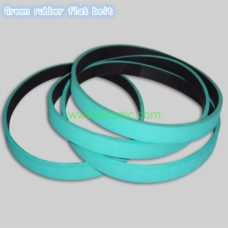 endless rubber flat belt manufacturer