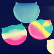 silicone rubber cap swimming girl boy middle schoolsilicone swim caps rubber swimming cap