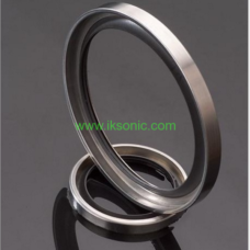 Stainless steel PTFE rotary seals