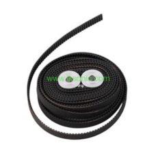 2GT Rubber belt 20 tooth timing belt Alu wheel gt2 5mm