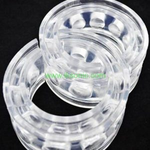 Automotive parts Transparent Urethane Suspension Buffer Cushion Buffer Shock Absorber