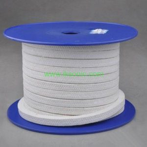Black and white Pure PTFE non asbestos Packing