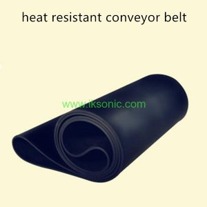 China factory heat resistant conveyor belt high temperature resistant rubber conveyor belts Manufacturer
