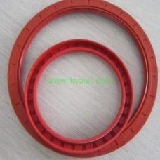 Food machine silicone double lips oil seal